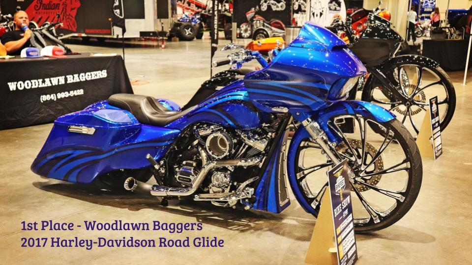Top Motorcycle Custom Builders Crowned at 2018 Capital City Bikefest