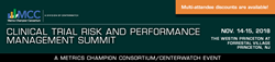 CT Risk and Performance Management Summit Banner