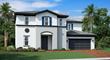 Copper Creek's sophisticated two-story River model from Lennar Palm Atlantic