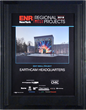 A panel of jurists selected the EarthCam Headquarters as the ENR New York Best Small Project of 2018.