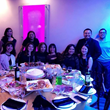 Members of Grandcare Health Home Care Team Holiday Party