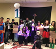 Members of Grandcare Health Home Care Halloweeen Party