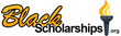 Black Scholarships logo