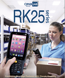 CipherLab RS25 Series Rugged Touch Computer