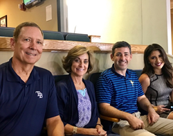 The Crown Automotive Group partnered with The Tampa Bay Rays To Donate $7,500 to local non-profit Starting Right Now PRESS RELEASE BY FRANCIS MARIELA COMMUNICATIONS for CK Advertising