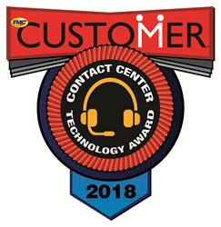 2018 Customer CC Tech Award