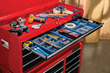 "The Lock-Align Drawer Organizer System, which features cut-to-fit interlocking trays plus bins and dividers, won in the ""Storage Organizers & Accessories"" category."