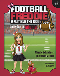 Author and Philanthropist Marnie Schneider Expands Football Freddie... Photo
