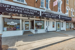 Cup Runneth Over Coffeehouse in Sweetwater, Tennessee