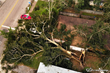 Imagery from EagleView shows destruction after Hurricane Michael