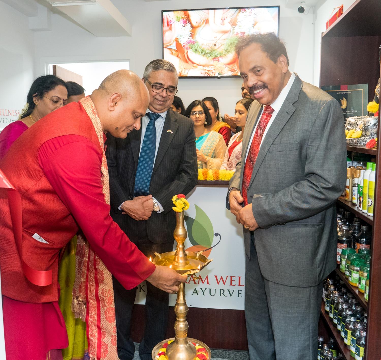 Santhigram Wellness Kerala Ayurveda Opens a Premier Ayurveda