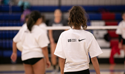 2019 Winter Nike Volleyball Camps in San Antonio Texas