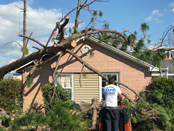 People's Trust Insurance affiliate, Rapid Response Team helps policyholders in wake of Hurricane Michael