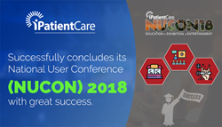 iPatientCare successfully concludes its National User Conference 2018 with great success