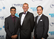 Sai Madem, John Lovell and Manual Godoy represent MicroSilicon at 2018 World Oil Award Event