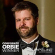Corporate ORBIE Winner, Brian Seidman of iPipeline