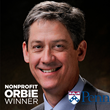 Nonprofit/Public Sector ORBIE Winner Tom Murphy of University of Pennsylvania