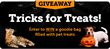 1-800-PetMeds® Announces Tricks for Treats Sweepstakes