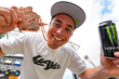 Monster Energy's Axell Hodges Takes Bronze in Moto X Best Whip at X Games Sydney 2018