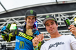 Monster Energy's Jarryd McNeil Takes Gold and Teammate Axell Hodges Takes Bronze in Moto X Best Whip;