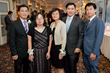 "The Wong Family, recipients of The Arc Westchester Foundation's Family Partner Award, at ""A Matter of Taste"" on October 16 at the Glen Island Harbour Club. (Photo by: Eric Vitale Photography)"