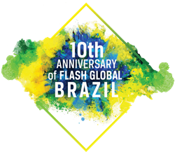 Flash Global Brazil Anniversary