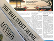 WALL STREET JOURNAL TAPS JACKSON HOLE REALTOR LATHAM JENKINS FOR EXPERTISE