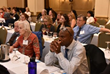 Healthcare professionals from across the greater New York area attended the event.