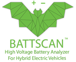 BATTSCAN High Voltage Battery Analyzer for Hybrid Electric Vehicles