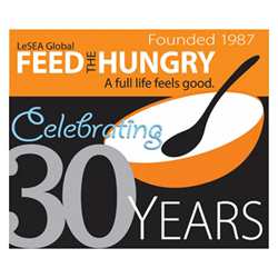 LeSea Global Feed The Hungry