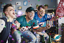Capillus and Hair Club Proudly Sponsor Miami Dolphins 2018 NFL Season
