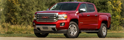 2017 GMC Canyon SLT Duramax Diesel Exterior Driver Side Front Profile