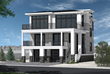 New construction available from Walters Realty located at 3 East Mercer Avenue in Harvey Cedars. The five-bedroom, three-and-a-half-bathroom home is listed at $2,100,000.