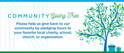 Giving Tree Program at Nalchajian Orthodontics