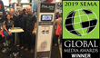 Reviver Auto was recognized with a 2019 Global Media Award this week at the SEMA Show in Las Vegas for the Rplate Pro, the world's first digital license plate.