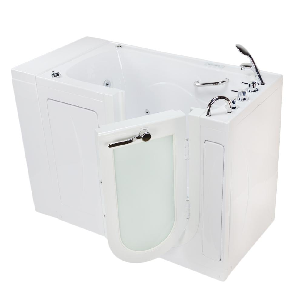 Warm Water Baths In Ella S Bubbles Walk In Tubs Can Help