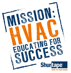 Shurtape Mission: HVAC, Educating For Success Program