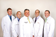 Pictured from left to right.  Dr. Michael Belanger, Dr. David Moss, Dr. Robert Buonanno, Dr. Michel Arcand, Dr. John Czerwein.  Not pictured, Dr. Vincent Yakavonis.