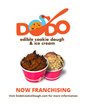 DoDo Edible Cookie Dough & Ice Cream Franchising