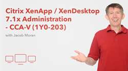 Citrix CCA-V XenApp and XenDesktop 7.1x Administration (1Y0-203)