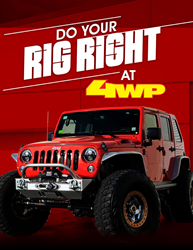 "4WP's new ""Do Your Rig Right"" Media Campaign"