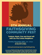 Pico Union Project's 5th Annual 'Faithsgiving' Celebration!