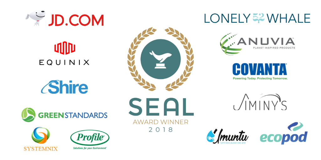 Most Sustainable Companies in The World Honored At 2018 SEAL… - Virtual-Strategy Magazine