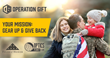 OpticsPlanet.com Teams up With Folds of Honor® to Launch 3rd Annual 'Operation Gift' Campaign