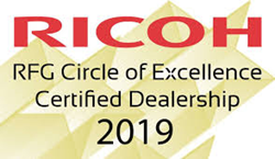 RFG Circle of Excellence Certified Dealership 2019