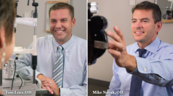 Mike Novak, Od, & Tom Lenz, OD of Fischer Laser Eye Center