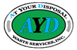 AYD Waste Services logo