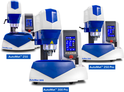 sample preparation, grinder-polisher, metallography, high throughput
