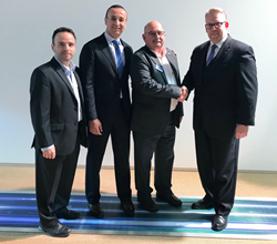 HARTING and Heilind Electronics enter into global partnership