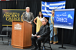 Take Me There: Greece explores the country's current culture. Treasures of Ancient Greece showcases rare artifacts and art when the two exhibits open at The Children's Museum of Indianapolis on June 15, 2018.
